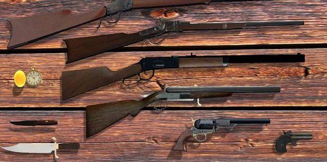 luftgevær til salgs