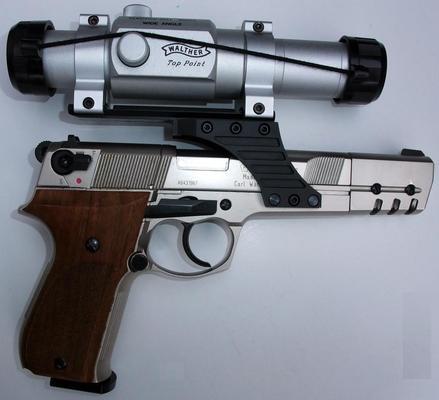 walter co2 gevær